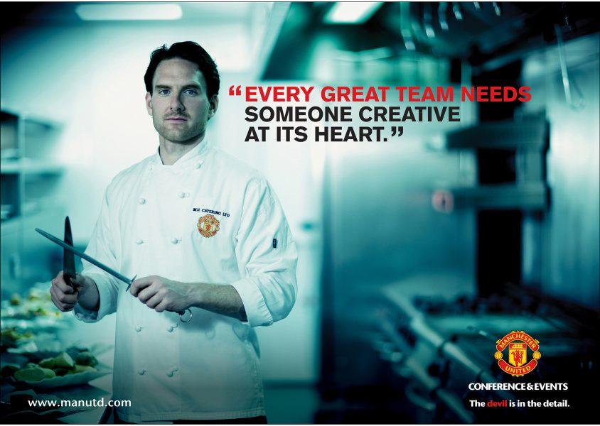 Man Utd Chef